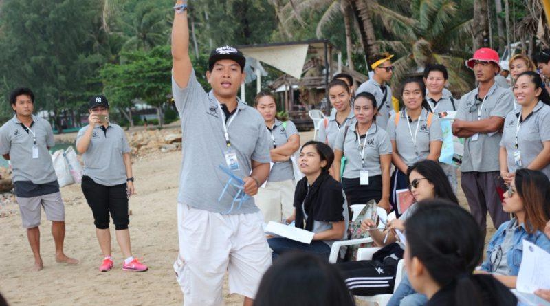 ราชภัฏสุราษฎร์ฯ ดันไกด์เถื่อนให้ถูกกฎหมาย มุ่งสร้างภาพพจน์การท่องเที่ยวทะเลไทย